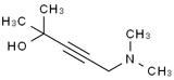 5-二甲基胺-2-甲基-3-戊炔-2-醇
